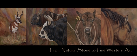 From Natural Stone to Fine Western Art